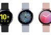 Samsung Galaxy Watch Active2 arriva oggi in Italia