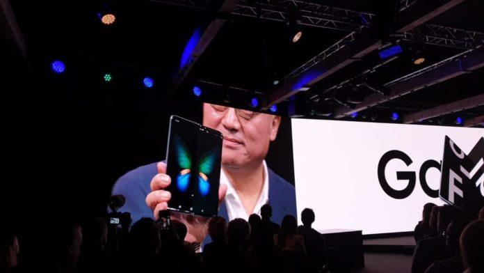 Samsung: Galaxy Fold arriva finalmente sugli scaffali