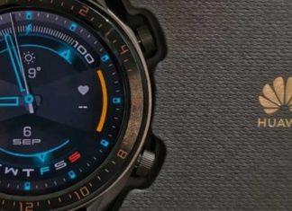 Huawei presenta HUAWEI WATCH GT 2 con chip proprietario Kirin A1