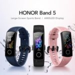 HONOR Band 5: lo smart band con display AMOLED Full Colour