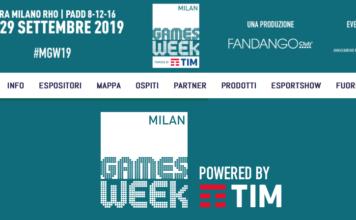 Milan Games Week powered by TIM, tutti i contenuti delle aree tematiche