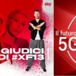 Vodafone e X Factor, la partnership che porta il 5G nel talent di Sky