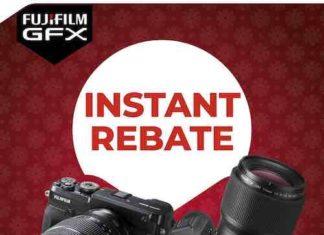 FUJIFILM lancia le promozioni Winter Cashback e Instant Rebate