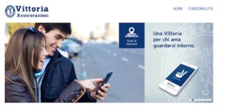 MyVittoria: novità grafiche e funzionali per l'app di Vittoria Assicurazioni