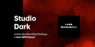 OPPO Reno2 Dark Challenge: vinci un Reno2 e una masterclass