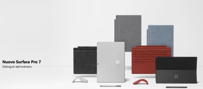 Nuovi Surface: offerte speciali e preorder sul Microsoft Store