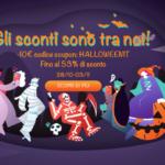 Xiaomi: offerte imperdibili per la festa di Halloween