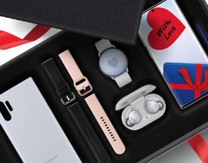 Samsung Galaxy Celebration Box: un'offerta per connettersi con chi si ama