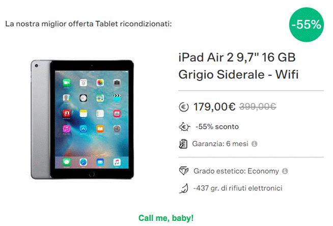 offerta iPad