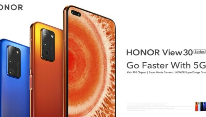 Honor lancia la sua prima linea di smartphone dual-mode 5G