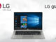 LG Gram sono i notebook ultraleggeri in vendita su Amazon