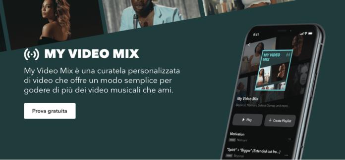 Tidal, My Video Mix: ecco la feature per playlist video per ogni mood