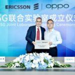 OPPO ed Ericsson lanciano il 5G Joint Lab per potenziare la partnership