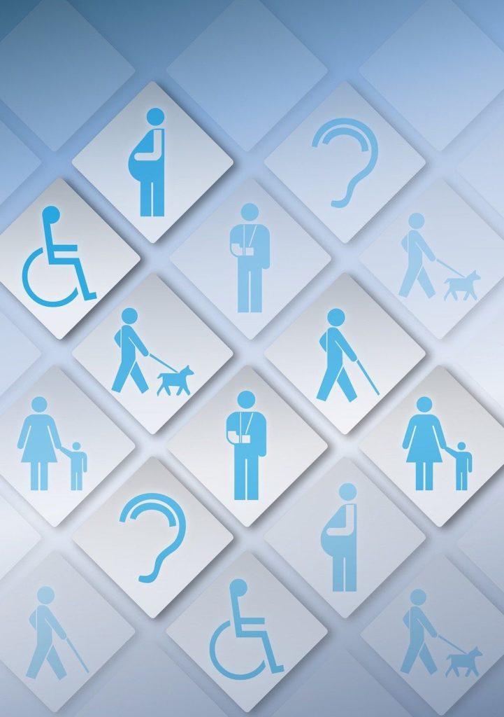 Le nuove tecnologie sono uno strumento fondamentale per una maggiore inclusione nel quotidiano.
