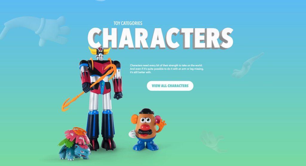 Oggi, per i giocattoli dell'infanzia, può esserci una seconda – nuova – vita grazie a Toy Rescue.