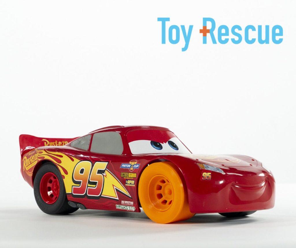Tanti i giocattoli che già oggi possono essere rimessi a nuovo.