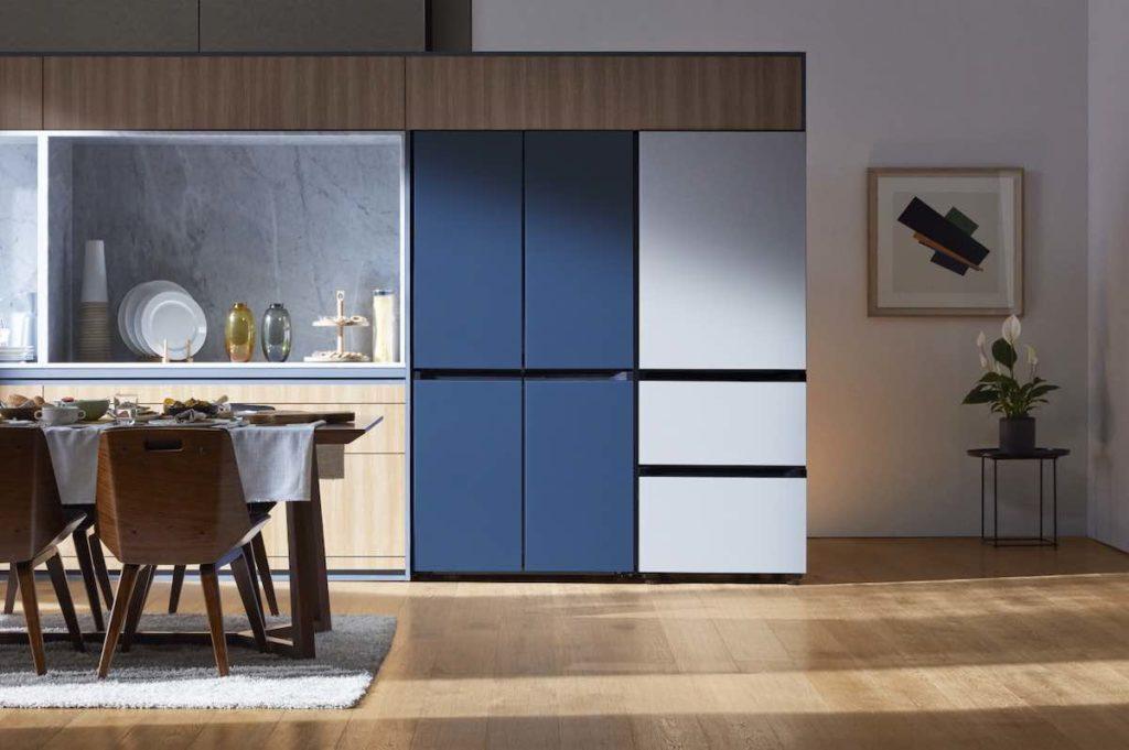 BeSpoke di Samsung è il frigorifero che dà vita ad una categoria completamente nuova di elettrodomestici personalizzati.