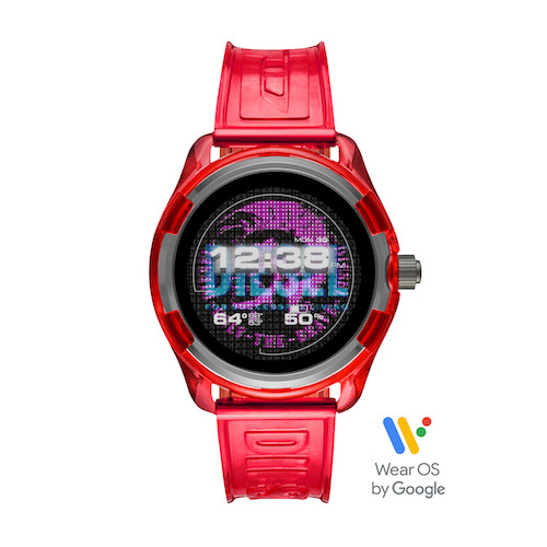 Diesel continua a sfidare i limiti del design con il suo nuovo smartwatch