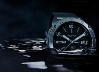 Garmin presenta tactix Delta, lo sportwatch per attività estreme