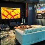 Hisense quattro nuovi Laser TV al CES immagini, suoni e forme nuove