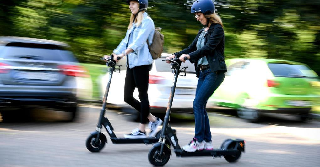 micromobilità in azione