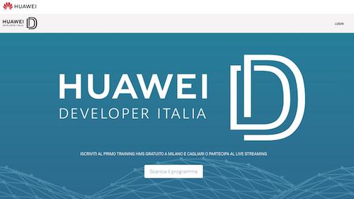 Huawei HMS Academy: 6 incontri per supportare gli sviluppatori