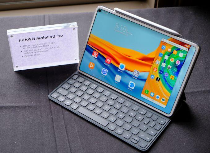 MatePad Pro: ecco il nuovo tablet di Huawei con Kirin 990