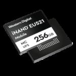 Western Digital potenzia gli smartphone 5G con iNAND MC EU521
