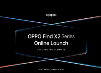 Oppo: la Serie Flagship 5G Find X2 sarà presentata in streaming il 6 marzo