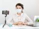 """Influencer: il """"nuovo"""" look al tempo del Coronavirus"""