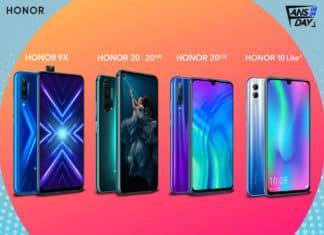 Honor Fans Days: ecco tutte le offerte Amazon sui device del brand