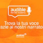 Audible: 50 lezioni virtuali gratis delle più grandi voci degli audiolibri