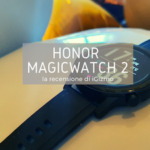 In forma anche in quarantena con Honor MagicWatch 2
