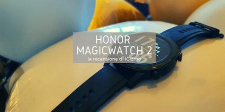 In forma anche in quarantena con Honor MagicWatch 2