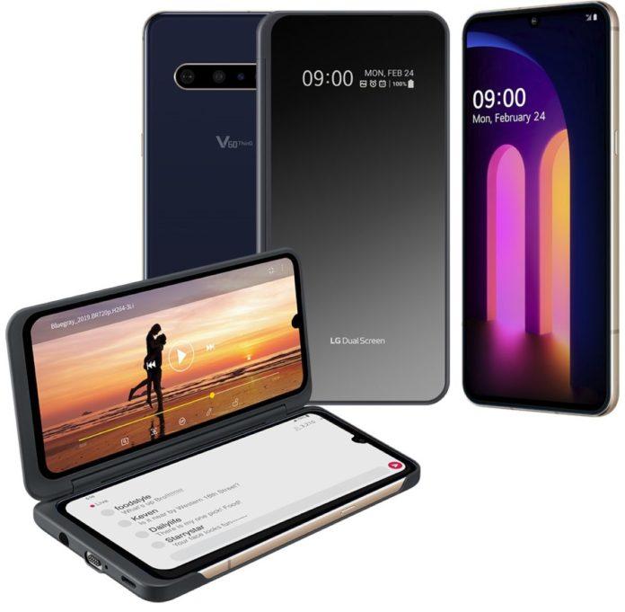 LG V60 ThinQ 5G: la promozione che regala il Dual Screen