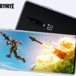 OnePlus e Epic Games annunciano Fortnite a 90FPS su smartphone
