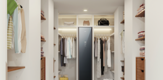 Samsung: i consigli e la tecnologia per un cambio d'armadio perfetto