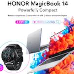 Honor MagicBook 14: ecco l'offerta con MagicWatch 2