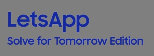 Samsung: i vincitori dell'Hackathon di LetsApp, Solve for Tomorrow Edition