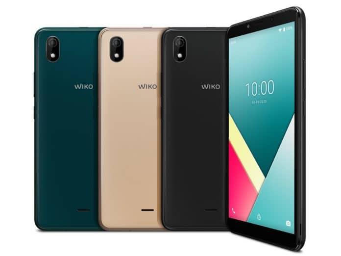 Wiko presenta Y61: grande display, prestazioni e batteria a 89,99 euro