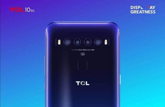 Tcl 10 5G: disponibile lo smartphone per il 5G democratico a 399,90 euro