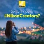 Nikon Creators chiama a raccolta giovani fotografi e videomaker di talento