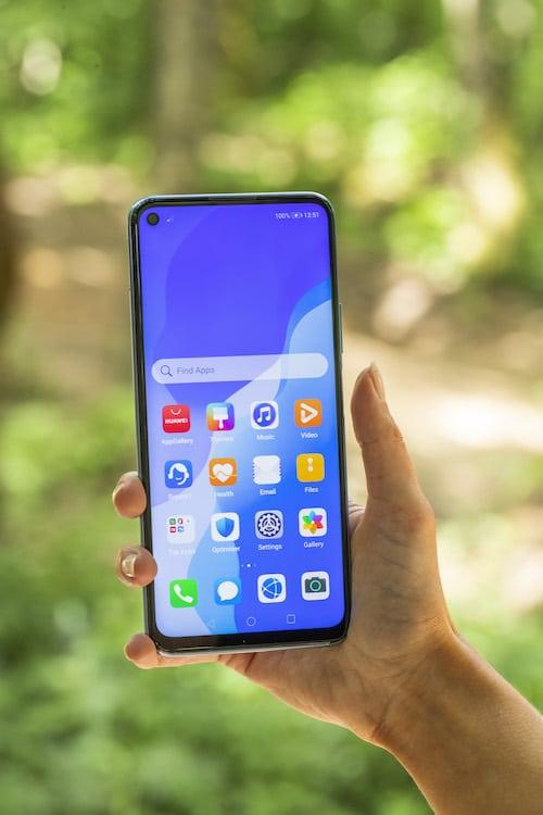 Huawei P40 Lite 5G: potenza, scatti brillanti e connettività 5G