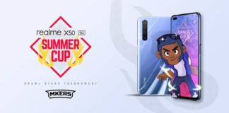 Mkers e realme insieme per la realme X50 Summer Cup
