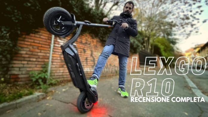 lexgo r10
