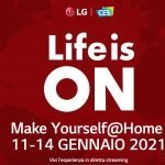 LG life is on