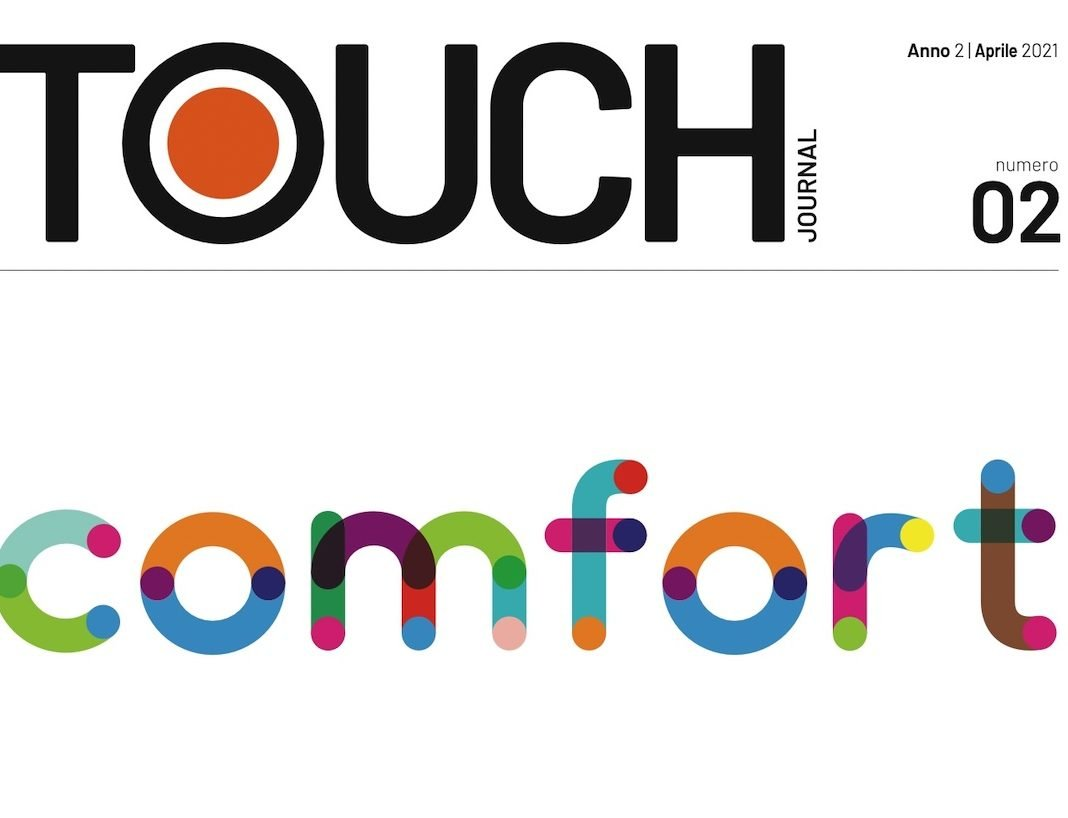 Touch Journal 04/2021: e-mobility, reportage E3 e home ...