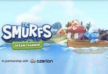 Azerion lancia 'I Puffi: Puliamo l'Oceano' gioco creato in collaborazione con IMPS/Lafig